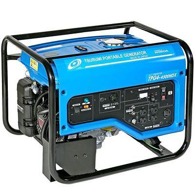 Tsurumi 4500 Watt Industrial Generator 23360