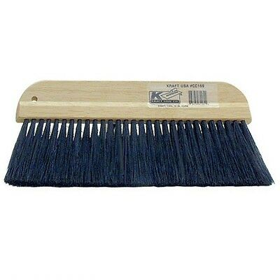 Kraft Tool Concrete Finishing Broom 12 Curb Broom