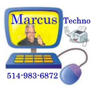 Marcus Techno Réparation Ordinateur Computer Repair