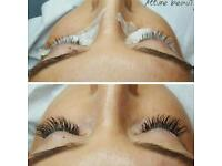 Semi Permanent, Individual Eyelash Extensions. Offer now on! Fully Insured. Bristol