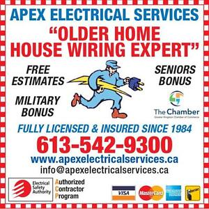 Aluminum Wiring Expert fully licensed and insured since 1984 Kingston Kingston Area image 4