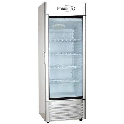Premium 1 Door Commercial Refrigerator Beverage Cooler Prf155dx New