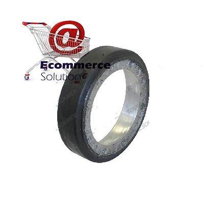 Wheel Cogs Rubber Pramac Lifter G10 240 159 2 1332in Pallet Truck Stacker Truck