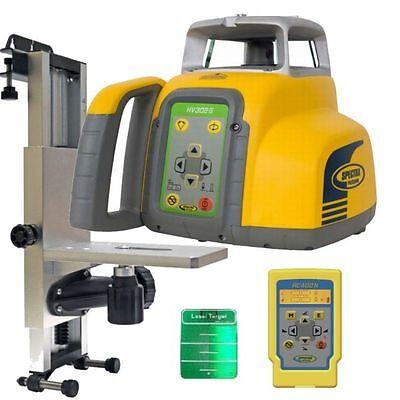 Spectra Laser Level Hv302g-1 Green Beam Interior Laser Level