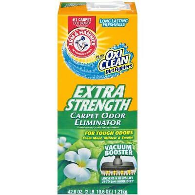Arm Hammer 42.6 Oz. Carpet Cleaning Solution Extra Strength