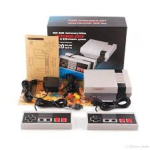 Nes Mini Classic Sytem with 620 games