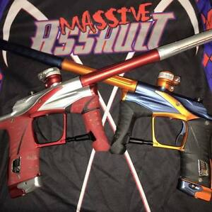 Massive assault paintball team  is looking for memebers