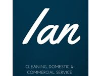 Ian Cleaning, Domestic & Commercial service