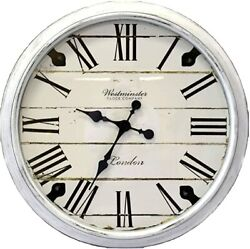 Westminster Clock Company Oversized 30 Wall Clock FAST FREE SHIPPING