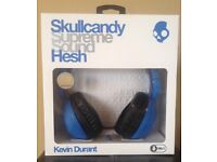 Skullcandy Hesh 2.0 Over-Ear Wired Headphones with In-Line Microphone - Kevin