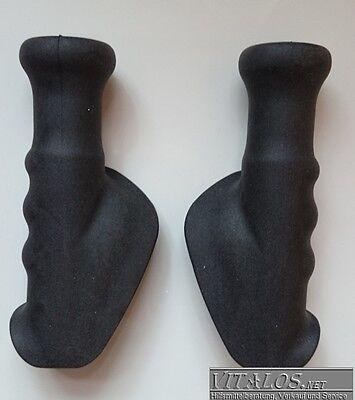 Griff für Rollator - Soft Handgriff  Rollatorgriff anatomische Form 1 Paar weich