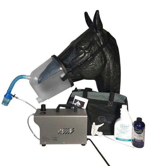 Equi-Resp ELITE Nebulizer For Multiple Horses or with serious issues as bleeders
