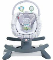Brand new fisher price 4-in-1 Rock'n glide soother