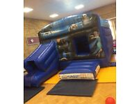 BOUNCY CASTLE, SOFT PLAY & HOT TUB HIRE