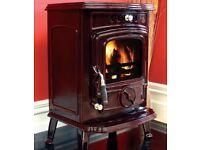 6kw stove still in box brand new.