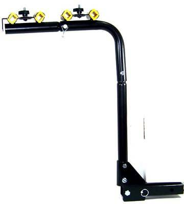"Bike Rack Hitch Mount Carrier  2"" Hitch Swing Down Car Truck for 2 or 4 Bikes"