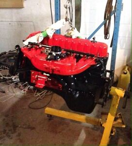 Jeep 4.0l Stroker Engine to a 4.7L