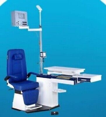 Ophthalmic Refraction Chair Unit Medical Lab Caregiving Furniture