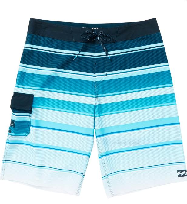 Billabong Men's All Day X Stripe Boardshorts New!!!!!