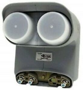 BELL DPP PLUS TWIN LNB or DPP PLUS QUAD LNB