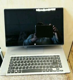 Acer R7 touch laptop