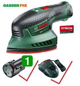 savers choice - Bosch EasySANDER 12 - Cordless Sander - 0603976974 3165140886642