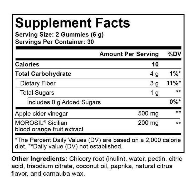 It Works! Slimming Gummies Dietary Supplement w/Apple Cider Vinegar Keto  1