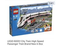 Lego City Cargo Train 60051