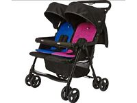 Double Buggy / Stroller - Great Condition