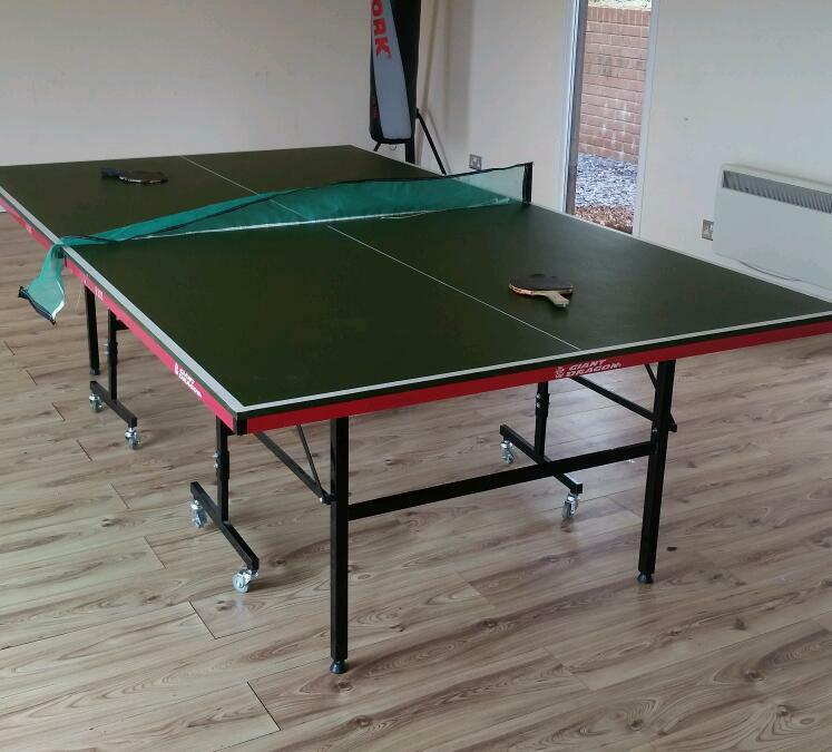 Giant dragon fill size table tennis table in potters bar hertfordshire gumtree - Gumtree table tennis table ...