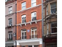 Office Space To Rent - Mortimer Street, Oxford Circus, London, W1 - Flexible Terms !