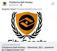 BALL HOCKEY CASH PRIZE OF 1200$!! MONTREAL AREA