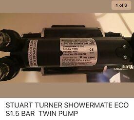 Stuart Turner Showermate eco pump - as new