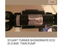 Stuart Turner Showermate eco pump - as new