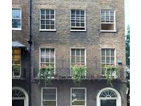 Offices Available in Mayfair WC1A | Starting From £515 Per Person p/m | Flexible Managed Offices