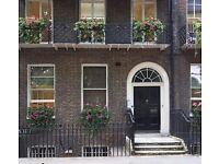 5 Person Office Available in Mayfair WC1A | £637 p/w | Flexible Managed Offices