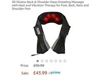 neck and sholder massager