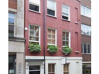 Office Space To Rent - Poland St, Soho, London, W1 - Flexible Terms