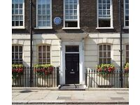 3 Person Private Office Space in West End London | W1F | From £439 per week *