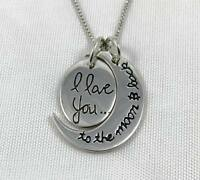 BRAND NEW IN PACKAGE I love you to the moon and back necklace