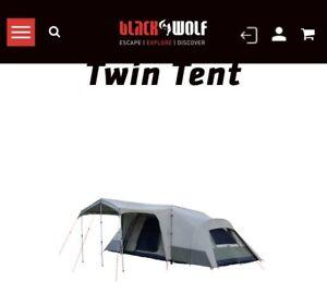 Tent: Black Wolf Turbo Lite Twin 300