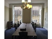 Office Space To Rent - Russell Square, London, WC1B - Flexible Terms