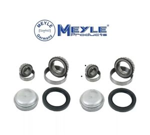Mercedes Benz W211,W219,W230 set front (2) wheel bearing