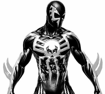 Mens Muscle Suit (2099 Ultimate Spider-Man Cosplay Costume Spiderman Muscle Zentai Suit US)