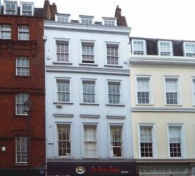 Office Space To Rent - Greek Street, Soho, London, W1 - Flexible Terms !