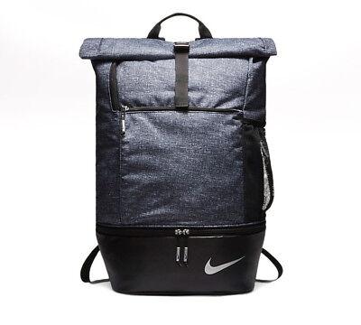 72c84f66d NIKE Golf 2018 New Duffel III Backpack Bag Black Sports Soccer/Gym/Hiking  GA0262