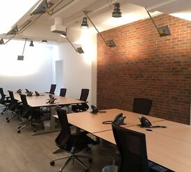 Private Office Space in West End London | W1F | From £499 p/m