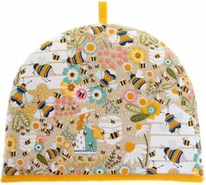 Ulster Weavers tea cosy Bee Keeper, cotton