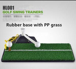 Golf Swing Trainer Practice Mat 3 in 1 Superior Value!