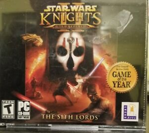Star Wars Knights Of The Old Republic II - PC